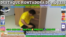 Montador de Móveis Olinda, Jaboatão, Recife, Camaragibe, Cabo, Paulista, Moreno, WhatsApp +55 (81) 99999-8025 - DESTAQUE MONTADORA - 142