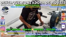 Montador de Móveis Olinda, Jaboatão, Recife, Camaragibe, Cabo, Paulista, Moreno, WhatsApp +55 (81) 99999-8025 - DESTAQUE MONTADORA - 143