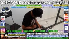 Montador de Móveis Olinda, Jaboatão, Recife, Camaragibe, Cabo, Paulista, Moreno, WhatsApp +55 (81) 99999-8025 - DESTAQUE MONTADORA - 149