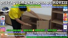 Montador de Móveis Olinda, Jaboatão, Recife, Camaragibe, Cabo, Paulista, Moreno, WhatsApp +55 (81) 99999-8025 - DESTAQUE MONTADORA - 150