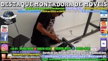 Montador de Móveis Olinda, Jaboatão, Recife, Camaragibe, Cabo, Paulista, Moreno, WhatsApp +55 (81) 99999-8025 - DESTAQUE MONTADORA - 151