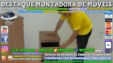 Montador de Móveis Olinda, Jaboatão, Recife, Camaragibe, Cabo, Paulista, Moreno, WhatsApp +55 (81) 99999-8025 - DESTAQUE MONTADORA - 152