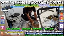 Montador de Móveis Olinda, Jaboatão, Recife, Camaragibe, Cabo, Paulista, Moreno, WhatsApp +55 (81) 99999-8025 - DESTAQUE MONTADORA - 153