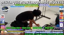 Montador de Móveis Olinda, Jaboatão, Recife, Camaragibe, Cabo, Paulista, Moreno, WhatsApp +55 (81) 99999-8025 - DESTAQUE MONTADORA - 155