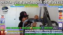 Montador de Móveis Olinda, Jaboatão, Recife, Camaragibe, Cabo, Paulista, Moreno, WhatsApp +55 (81) 99999-8025 - DESTAQUE MONTADORA - 157