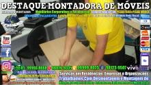 Montador de Móveis Olinda, Jaboatão, Recife, Camaragibe, Cabo, Paulista, Moreno, WhatsApp +55 (81) 99999-8025 - DESTAQUE MONTADORA - 160