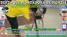 Montador de Móveis Olinda, Jaboatão, Recife, Camaragibe, Cabo, Paulista, Moreno, WhatsApp +55 (81) 99999-8025 - DESTAQUE MONTADORA - 162