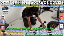Montador de Móveis Olinda, Jaboatão, Recife, Camaragibe, Cabo, Paulista, Moreno, WhatsApp +55 (81) 99999-8025 - DESTAQUE MONTADORA - 163
