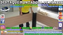 Montador de Móveis Olinda, Jaboatão, Recife, Camaragibe, Cabo, Paulista, Moreno, WhatsApp +55 (81) 99999-8025 - DESTAQUE MONTADORA - 164