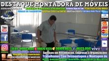 Montador de Móveis Olinda, Jaboatão, Recife, Camaragibe, Cabo, Paulista, Moreno, WhatsApp +55 (81) 99999-8025 - DESTAQUE MONTADORA - 168