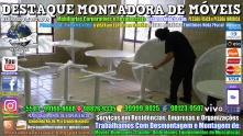 Montador de Móveis Olinda, Jaboatão, Recife, Camaragibe, Cabo, Paulista, Moreno, WhatsApp +55 (81) 99999-8025 - DESTAQUE MONTADORA - 169