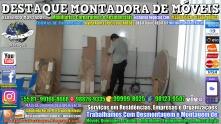 Montador de Móveis Olinda, Jaboatão, Recife, Camaragibe, Cabo, Paulista, Moreno, WhatsApp +55 (81) 99999-8025 - DESTAQUE MONTADORA - 170