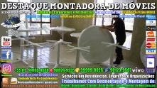 Montador de Móveis Olinda, Jaboatão, Recife, Camaragibe, Cabo, Paulista, Moreno, WhatsApp +55 (81) 99999-8025 - DESTAQUE MONTADORA - 171