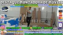 Montador de Móveis Olinda, Jaboatão, Recife, Camaragibe, Cabo, Paulista, Moreno, WhatsApp +55 (81) 99999-8025 - DESTAQUE MONTADORA - 172