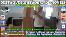 Montador de Móveis Olinda, Jaboatão, Recife, Camaragibe, Cabo, Paulista, Moreno, WhatsApp +55 (81) 99999-8025 - DESTAQUE MONTADORA - 176