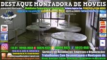Montador de Móveis Olinda, Jaboatão, Recife, Camaragibe, Cabo, Paulista, Moreno, WhatsApp +55 (81) 99999-8025 - DESTAQUE MONTADORA - 177