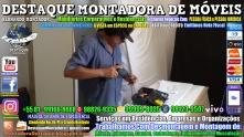 Montador de Móveis Olinda, Jaboatão, Recife, Camaragibe, Cabo, Paulista, Moreno, WhatsApp +55 (81) 99999-8025 - DESTAQUE MONTADORA - 181