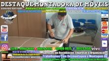 Montador de Móveis Olinda, Jaboatão, Recife, Camaragibe, Cabo, Paulista, Moreno, WhatsApp +55 (81) 99999-8025 - DESTAQUE MONTADORA - 182