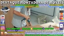 Montador de Móveis Olinda, Jaboatão, Recife, Camaragibe, Cabo, Paulista, Moreno, WhatsApp +55 (81) 99999-8025 - DESTAQUE MONTADORA - 184