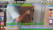 Montador de Móveis Olinda, Jaboatão, Recife, Camaragibe, Cabo, Paulista, Moreno, WhatsApp +55 (81) 99999-8025 - DESTAQUE MONTADORA - 188
