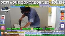 Montador de Móveis Olinda, Jaboatão, Recife, Camaragibe, Cabo, Paulista, Moreno, WhatsApp +55 (81) 99999-8025 - DESTAQUE MONTADORA - 189