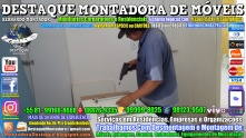 Montador de Móveis Olinda, Jaboatão, Recife, Camaragibe, Cabo, Paulista, Moreno, WhatsApp +55 (81) 99999-8025 - DESTAQUE MONTADORA - 191