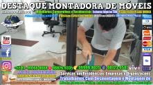 Montador de Móveis Olinda, Jaboatão, Recife, Camaragibe, Cabo, Paulista, Moreno, WhatsApp +55 (81) 99999-8025 - DESTAQUE MONTADORA - 192