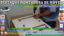 Montador de Móveis Olinda, Jaboatão, Recife, Camaragibe, Cabo, Paulista, Moreno, WhatsApp +55 (81) 99999-8025 - DESTAQUE MONTADORA - 193