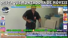 Montador de Móveis Olinda, Jaboatão, Recife, Camaragibe, Cabo, Paulista, Moreno, WhatsApp +55 (81) 99999-8025 - DESTAQUE MONTADORA - 196