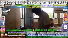 Montador de Móveis Olinda, Jaboatão, Recife, Camaragibe, Cabo, Paulista, Moreno, WhatsApp +55 (81) 99999-8025 - DESTAQUE MONTADORA - 197