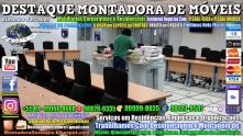 Montador de Móveis Olinda, Jaboatão, Recife, Camaragibe, Cabo, Paulista, Moreno, WhatsApp +55 (81) 99999-8025 - DESTAQUE MONTADORA - 201