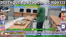 Montador de Móveis Olinda, Jaboatão, Recife, Camaragibe, Cabo, Paulista, Moreno, WhatsApp +55 (81) 99999-8025 - DESTAQUE MONTADORA - 202