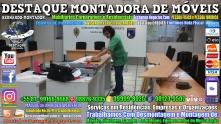 Montador de Móveis Olinda, Jaboatão, Recife, Camaragibe, Cabo, Paulista, Moreno, WhatsApp +55 (81) 99999-8025 - DESTAQUE MONTADORA - 206