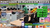 Montador de Móveis Olinda, Jaboatão, Recife WhatsApp +55 (81) 99999-8025, Comando Militar do Nordeste (Centro de Operações Final), Rodovia BR 232, Km 7, SN - Curado, Recife - PE, Bra