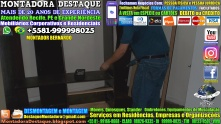 Montador de Móveis Recife Corporativos e Residenciais WhatsApp 55 81 99999-8025 - 000001