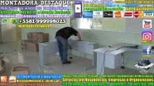 Montador de Móveis Recife Corporativos e Residenciais WhatsApp 55 81 99999-8025 - 000007