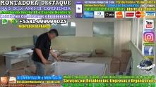 Montador de Móveis Recife Corporativos e Residenciais WhatsApp 55 81 99999-8025 - 000008