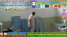 Montador de Móveis Recife Corporativos e Residenciais WhatsApp 55 81 99999-8025 - 000014