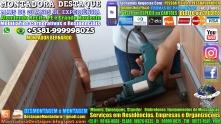 Montador de Móveis Recife Corporativos e Residenciais WhatsApp 55 81 99999-8025 - 000025