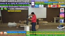 Montador de Móveis Recife Corporativos e Residenciais WhatsApp 55 81 99999-8025 - 000105