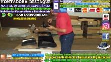 Montador de Móveis Recife Corporativos e Residenciais WhatsApp 55 81 99999-8025 - 000107