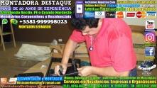 Montador de Móveis Recife Corporativos e Residenciais WhatsApp 55 81 99999-8025 - 000109