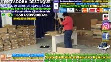Montador de Móveis Recife Corporativos e Residenciais WhatsApp 55 81 99999-8025 - 000115
