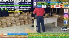 Montador de Móveis Recife Corporativos e Residenciais WhatsApp 55 81 99999-8025 - 000116