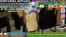 Montador de Móveis Recife Corporativos e Residenciais WhatsApp 55 81 99999-8025 - 000127