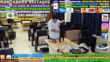 Montador de Móveis Recife Corporativos e Residenciais WhatsApp 55 81 99999-8025 - 000128