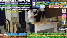 Montador de Móveis Recife Corporativos e Residenciais WhatsApp 55 81 99999-8025 - 000131