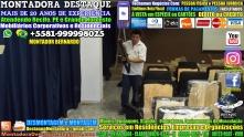 Montador de Móveis Recife Corporativos e Residenciais WhatsApp 55 81 99999-8025 - 000132