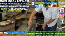 Montador de Móveis Recife Corporativos e Residenciais WhatsApp 55 81 99999-8025 - 000137