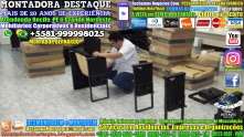 Montador de Móveis Recife Corporativos e Residenciais WhatsApp 55 81 99999-8025 - 000142